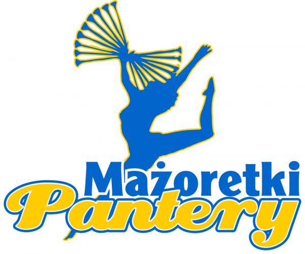 Mażoretki Pantery logo