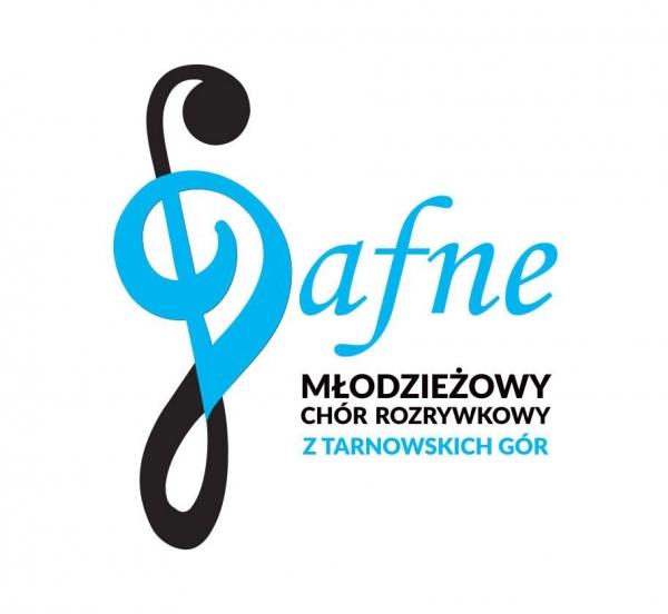Młodzieżowy Chór Rozrywkowy Dafne logo