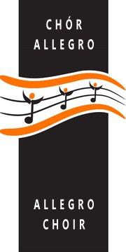 Chór mieszany Allegro logo
