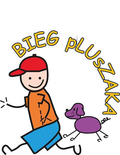 I Zabrzański Bieg Charytatywny - 'BIEG pLUsZAKA' logo