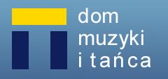 Dom Muzyki i Tańca logo