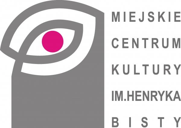 Miejskie Centrum Kultury im. Henryka Bisty w Rudzie Śląskiej logo