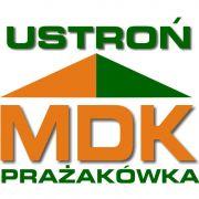 Miejski Dom Kultury Prażakówka logo