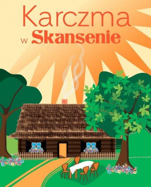 Karczma w Skansenie logo