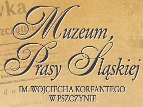 Muzeum Prasy Śląskiej logo