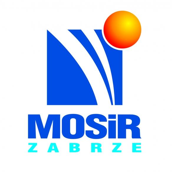 Lato w MOSiR Zabrze - lipiec logo