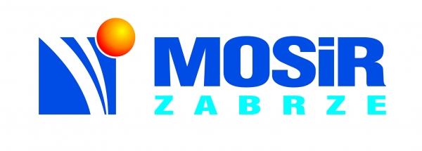 Lato w MOSiR Zabrze - sierpień logo