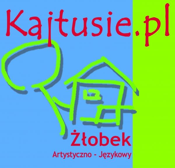 Żłobek Białołęka Kajtusie logo