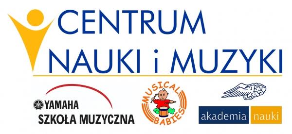 CENTRUM NAUKI I MUZYKI logo