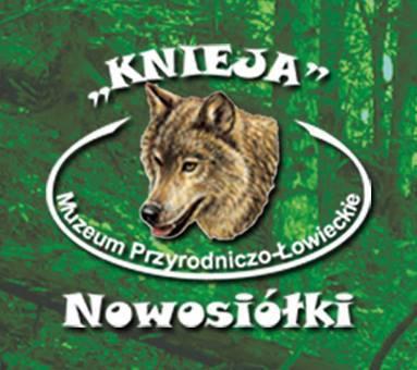 Muzeum Przyrodniczo-Łowieckie 'Knieja' logo