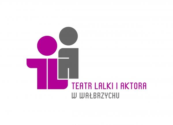 Teatr Lalki I Aktora w Wałbrzychu logo
