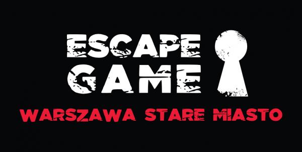 Escape Game Warszawa Stare Miasto logo