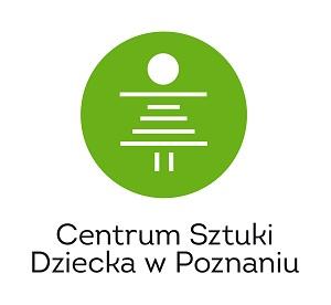 Centrum Sztuki Dziecka w Poznaniu logo