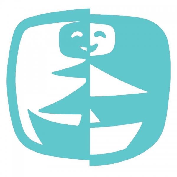 Dziób w dziób logo