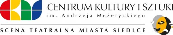 Centrum Kultury i Sztuki - Scena Teatralna Miasta Siedlce logo