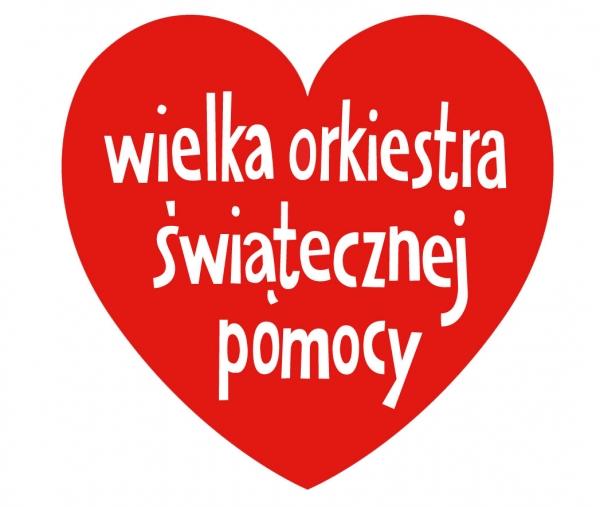 26. Finał Wielkiej Orkiestry Świątecznej Pomocy logo