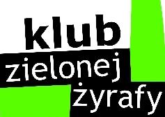 Klub Zielonej Żyrafy logo