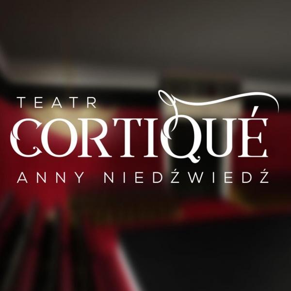 Teatr Cortiqué Anny Niedźwiedź logo