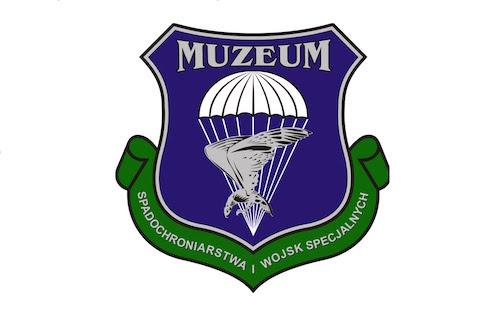 Muzeum Spadochroniarstwa i Wojsk Specjalnych logo