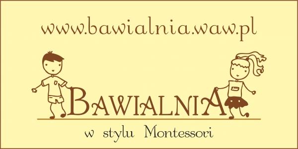 Bawialnia w stylu Montessori logo