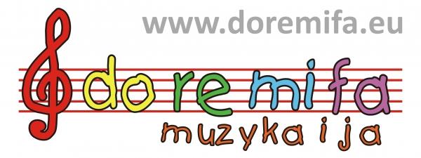 Klub Edukacji Muzycznej 'DO-RE-MI-FA. Muzyka i ja' logo