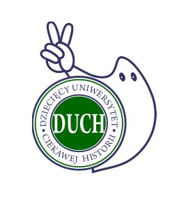 Dziecięcy Uniwersytet Ciekawej Historii logo