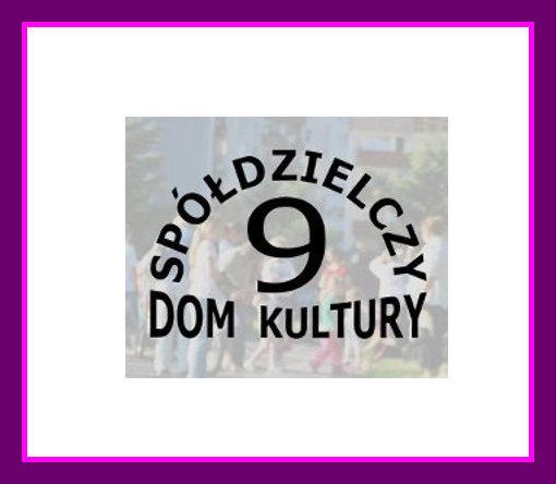 Spółdzielczy Dom Kultury '9' logo