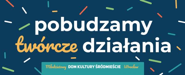 Młodzieżowy Dom Kultury Śródmieście we Wrocławiu logo