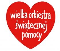 27. Finał Welkiej Orkiestry Świątecznej Pomocy logo