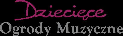 Zima w mieście z Dziecięcymi Ogrodami Muzycznymi logo