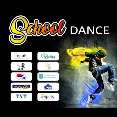 III Ogólnopolski Konkurs Tańca Nowoczesnego SCHOOL DANCE logo
