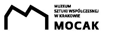 Mikołajkowy tramwaj MOCAK-u logo