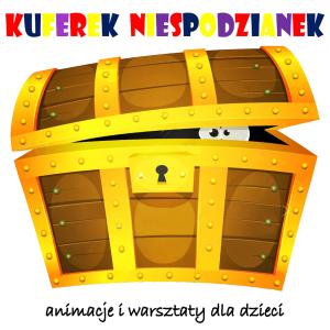 Kuderek Niespodzianek - Warsztaty i Animacje Dla Dzieci logo