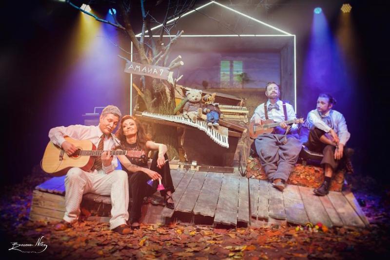 spektakl teatralny w Teatrze Miejskim w Gliwicach