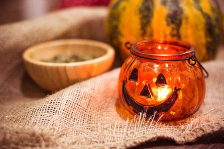 Impreza dla dzieci - Halloween