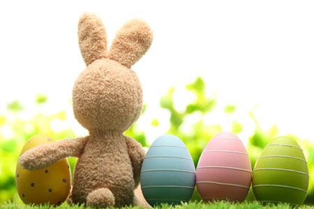 Impreza dla dzieci - Wielkanoc