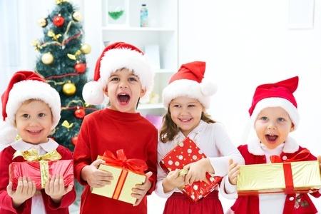 Impreza dla dzieci - Mikołaj