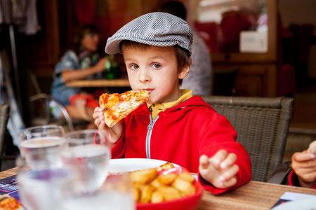 Wydarzenia dla dzieci - Dzień Pizzy