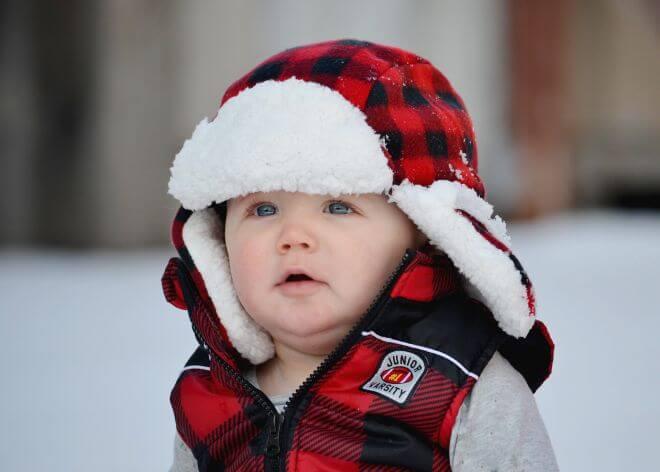 przygotowanie dziecka do zimy