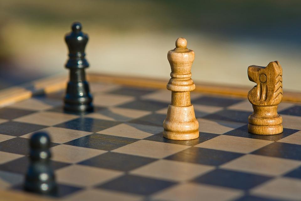 Rozgrywka szachowa