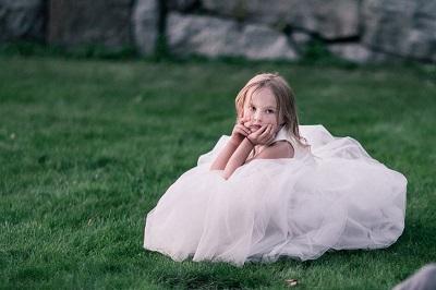 Mała królewna - Bajka o królewnie Annie