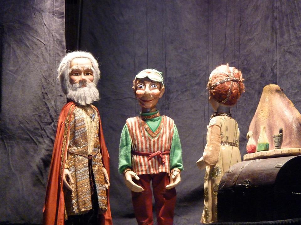 Przedstawienie teatralne dla dzieci