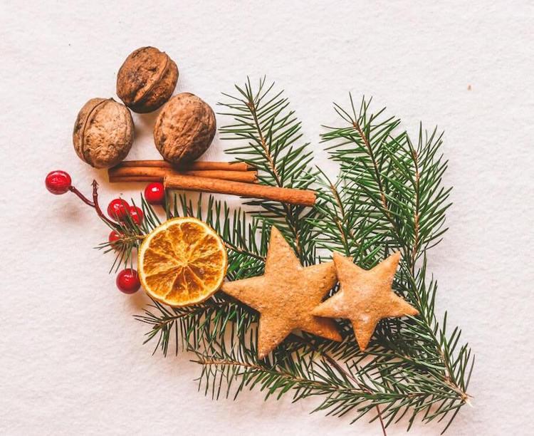 Świąteczne ozdoby wykonane własnoręcznie