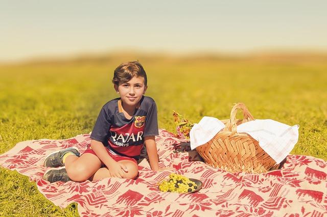 Pomysły na dzień dziecka - piknik