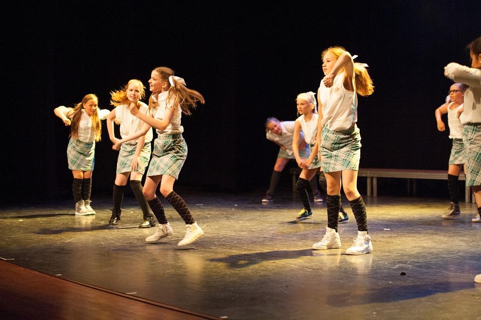 Zajęcia taneczne dla dziewczynek