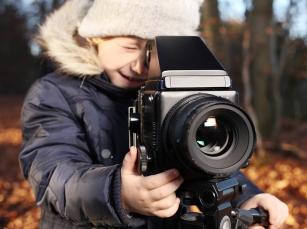 Warsztaty fotograficzne i filmowe dla dzieci i młodzieży w Warszawie