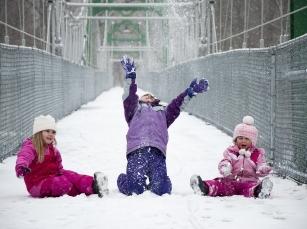 Zimowe parki rozrywki w Polsce