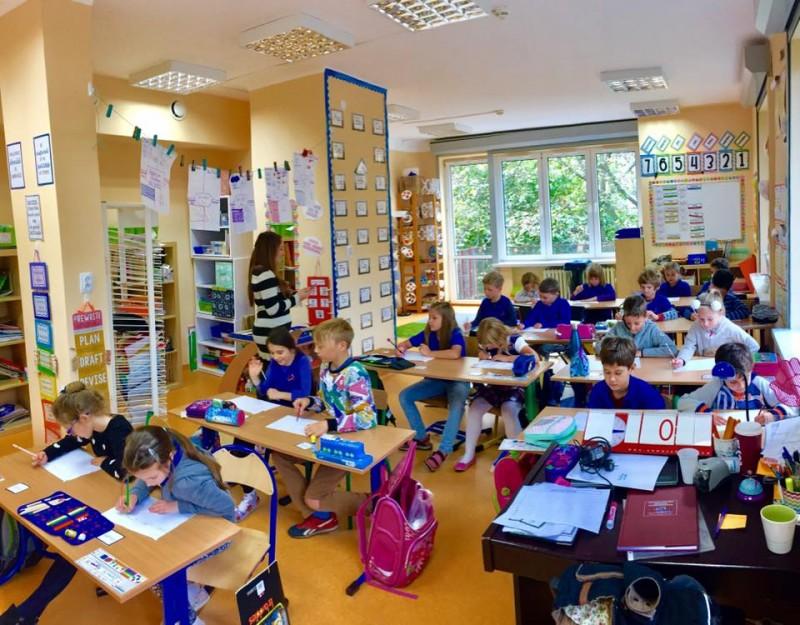 międzynarodowa szkoła podstawowa - nauka trzech języków